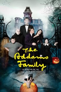 """""""The Addams Family"""" will be performed at the Fulton Opera House until October 25, 2015."""