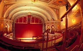 Students can jump back in time and experience the theater at the Fulton Opera House. (Photo courtesy of thefulton.org)
