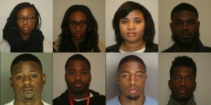 The suspects face charges from the federal government and the university. Photo courtesy of WGAL.
