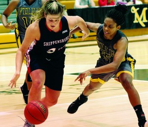 The women's basketball team beat Lock Haven Saturday and faced Ship Wednesday.