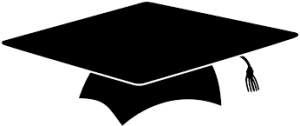 The graduation cap symbolizes a scary yet exciting future for seniors. (Photo courtesy of Wikipedia).