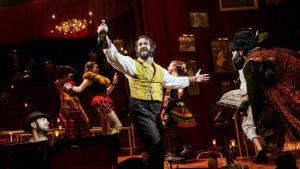 """Josh Groban will star in the musical """"The Great Comet"""" this Broadway season. (Photo courtesy of Variety.com)"""