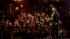 Josh Groban excites audiences with his amazing performance in his debut Broadway role. (Photo courtesy of hollywoodreporter.com)