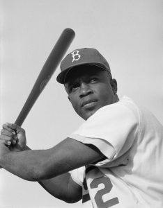 Jackie Robinson with batEDIT