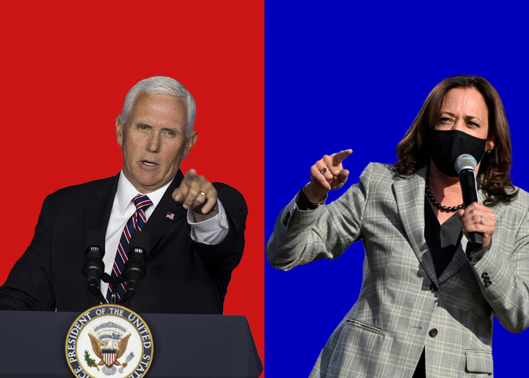 Pence V Harris in the Vice-Presidential debate