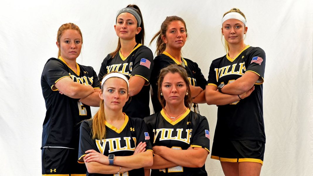 Millersville Woman's lacrosse celebrates their senior athletes amid an unexpected ending to their college careers.