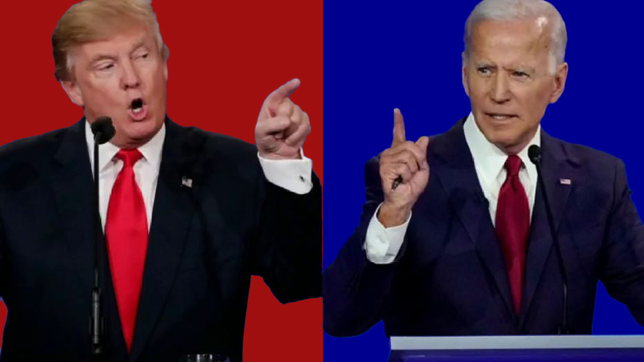 Biden and Trump face off in the first Presidential Debate - The Snapper