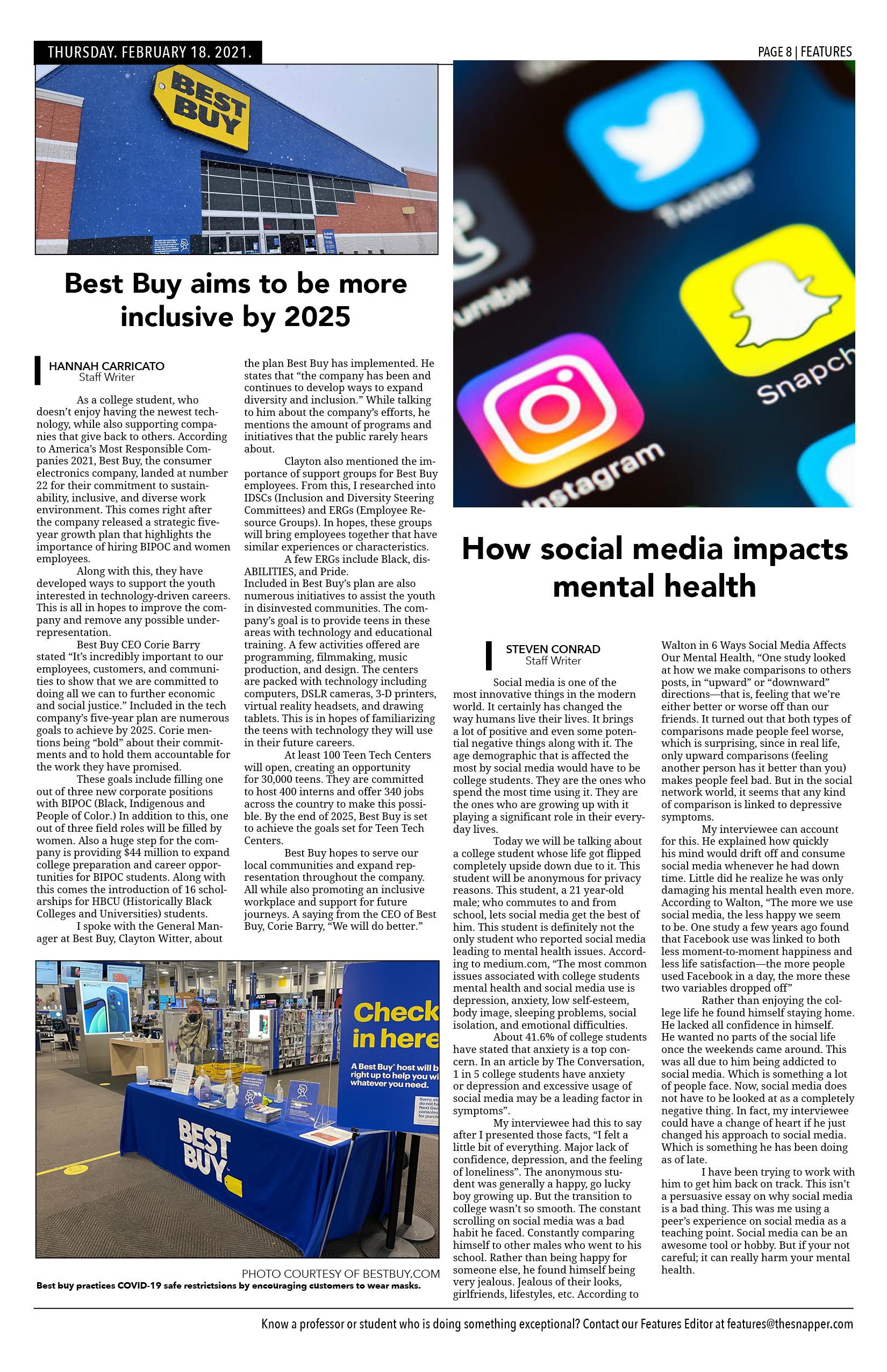 Snapper Online Spring Edition #18